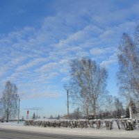 18 декабря  зима :: Владимир Коваленко