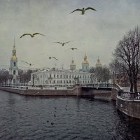зимний Петербург... :: Natali-C C