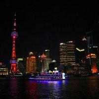 Ночной Шанхай :: Конст@нтин Scryn