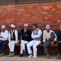 Непал. Патан :: Gal` ka