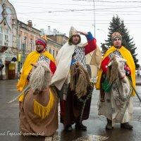 Богатыри Былинные, Рыбинские на рубеже Нового года! :: Горелов Дмитрий