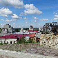 О городе Томске :: Милешкин Владимир Алексеевич