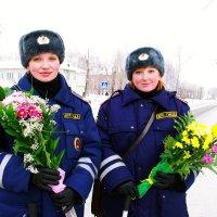женщинам цветы!!! :: леонид логинов