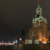 Москва.Кремль.12 ночи. :: Виктор Евстратов