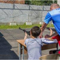 Спортивная стрельба из винтовки. :: Nikolai_ _