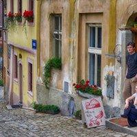 Доступный досуг в маленьком чешском городке :: Евгений Кривошеев