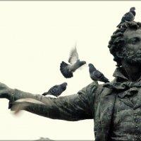 Памятник Пушкину  3 :: Сергей