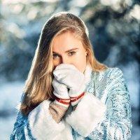 Снегурка :: Илья Матвеев