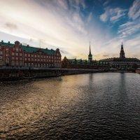 Вечерний город. :: Sven Rok