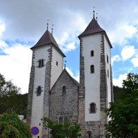 Церковь Девы Марии :: Ольга