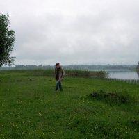 На берегу :: Надежда Бахолдина