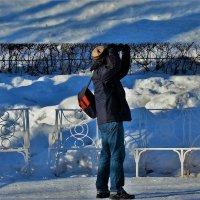 Восхищённый фотограф... :: Sergey Gordoff
