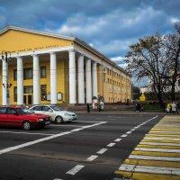 Параллельно и перпендикулярно. :: Евгения Кирильченко