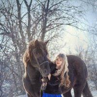 Зимняя прогулка :: Вера Сафонова