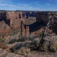 Покидаем каньон De Chelly. Последние снимки (Аризона, США) :: Юрий Поляков