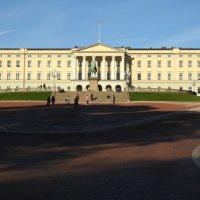 Королевский дворец Осло :: Natalia Harries