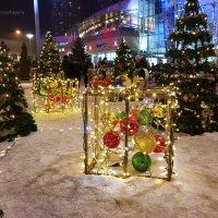Самый главный подарок, который дарит нам каждый Новый Год – это Надежда на лучшее.... :: Anna Gornostayeva