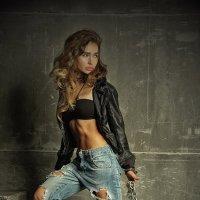 Женская сила :: Dmitry K