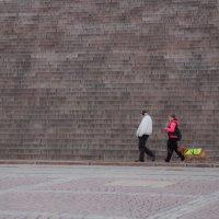 Прогулка :: Андрей Синявин