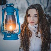 Лампа :: Никита Скалин