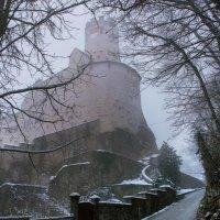 замок в тумане :: Elena Wymann