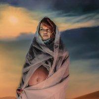 В пустыне :: Георгий Морозов