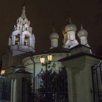 Св. Николая на Ордынке :: Яков Реймер