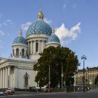 Троице-Измайловский собор :: Лариса Лунёва