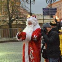 Дед Мороз потерял Снегурочку! :: Татьяна Помогалова