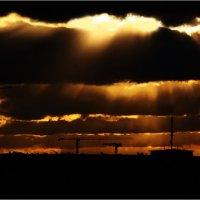Слоёный закат :: Mi Fo
