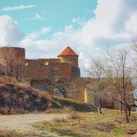 Аккерманская крепость. :: Вахтанг Хантадзе