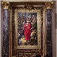 """Эль Греко. """"Совлечение одежд с Христа"""".1577-1579 гг. :: Николай Панов"""