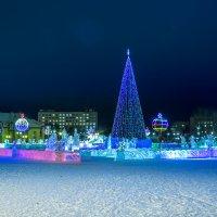 Ледовый городок :: Андрей Кузнецов