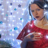 Новогоднее настроение :: Виктория Левина