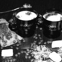 Утро, кофе, сладости... :: Надежда Смирнова