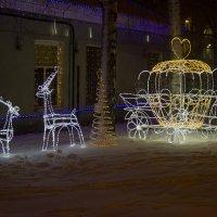 Скоро Новый Год! :: Sergey Lebedev