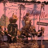 Праздничный базар. Дизайн в золотом :: Олег Чемоданов