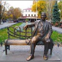 Одесса. Памятник Леониду Утесову. :: Любовь К.