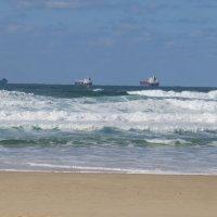 Море у Ашдода :: Герович Лилия