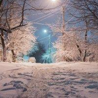 Зима... :: Сергей