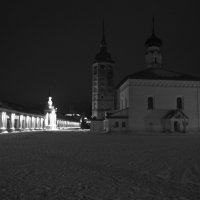 Ночная Суздаль :: Николай Смольников