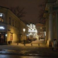 Черниговский переулок. (вид с Пятницкой улицы) :: Oleg4618 Шутченко