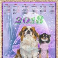 Новый год к нам мчится! :: Nikolay Monahov