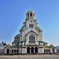 Кафедральный собор Святого Александра Невского в Софии :: Swetlana V