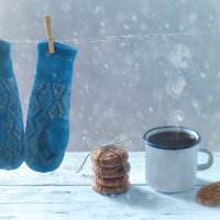 Мороз и... чай ) :: Evgeniy Belkov