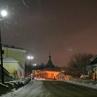 А снег идёт 2.... :: Николай Варламов