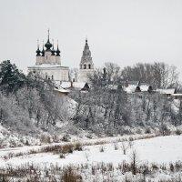 Зима в Суздале. :: Юрий Шувалов