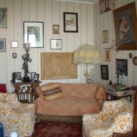 Квартира старой москвички.. :: Татьяна Сапрыкина