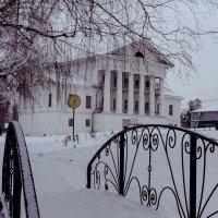Через момток :: Валерий Симонов