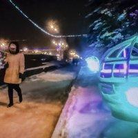Уфа предновогодняя :: Георгий Морозов